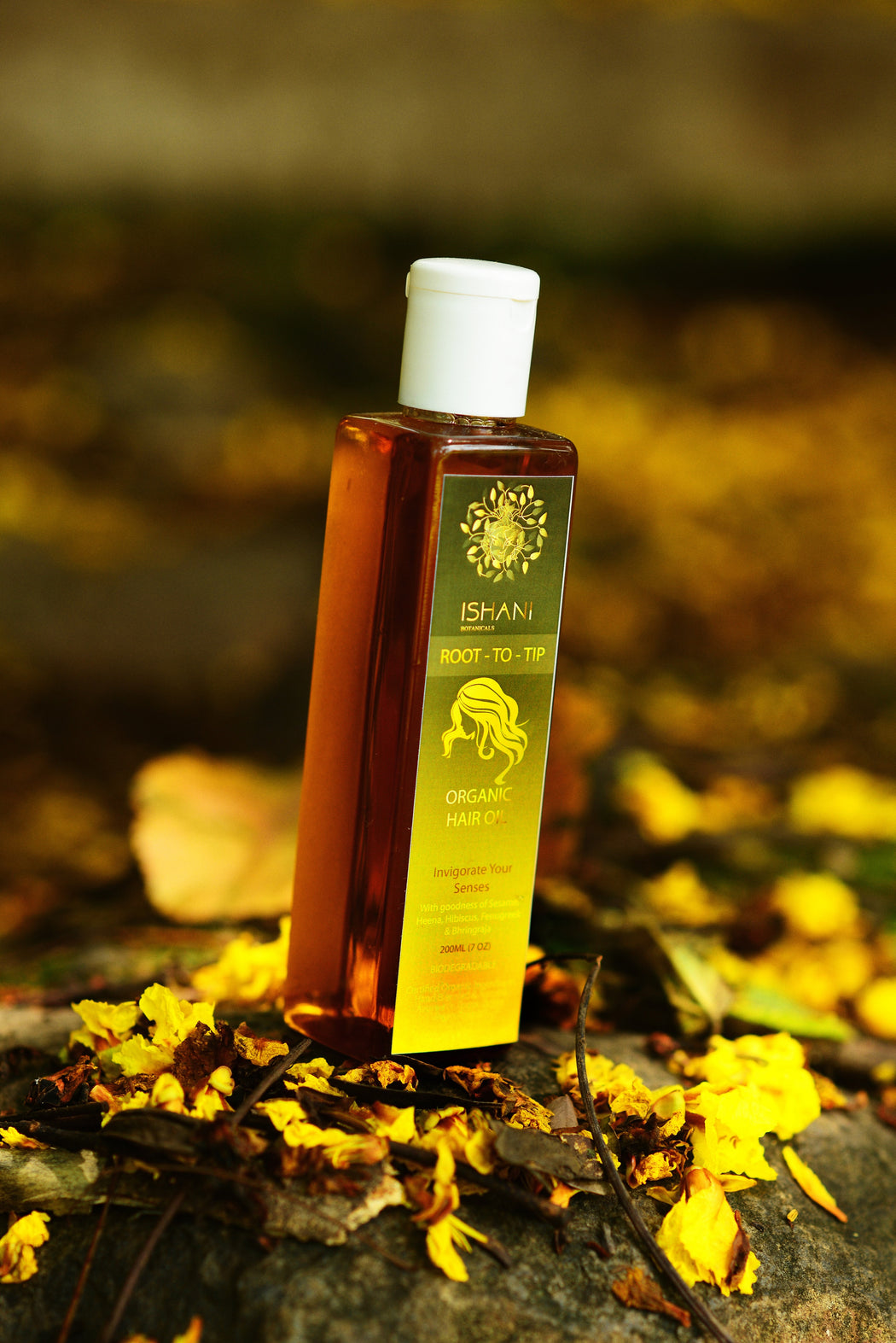 Organic Root-to-Tip Hair Oil