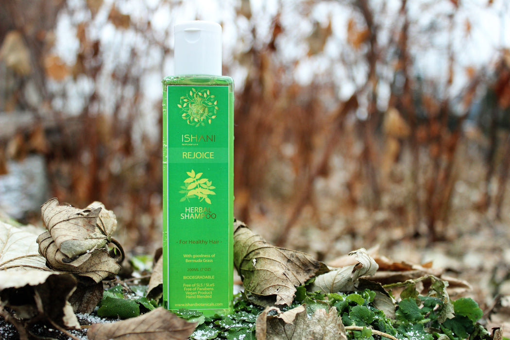Rejoice Organic Herbal Shampoo