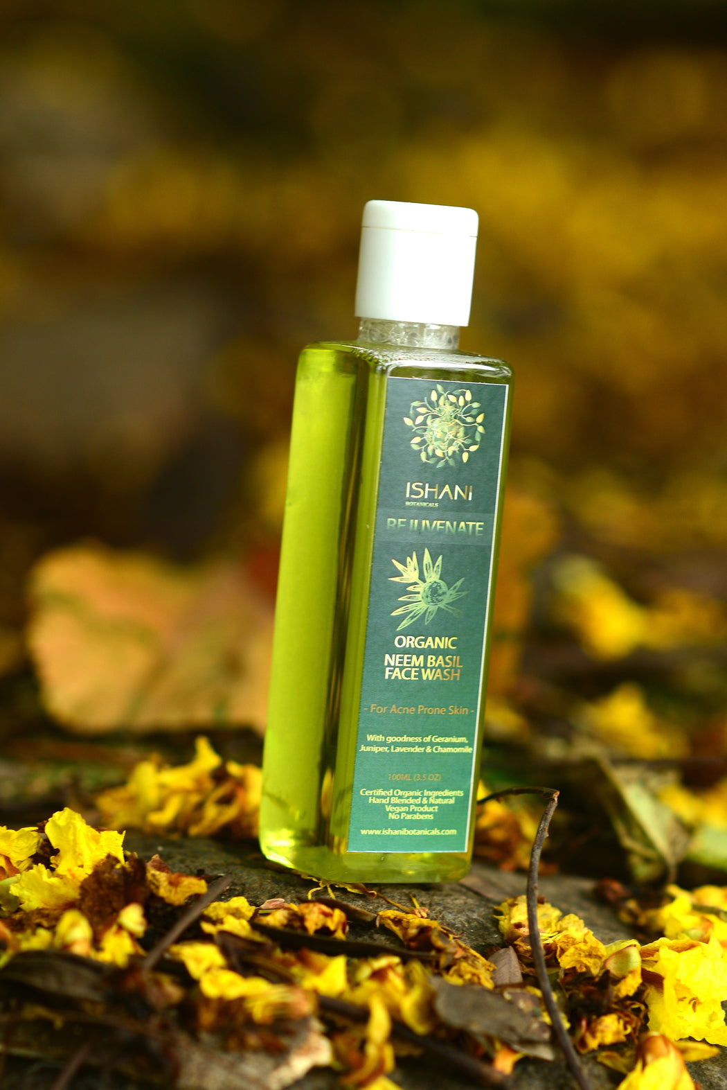 Neem Basil Face Wash