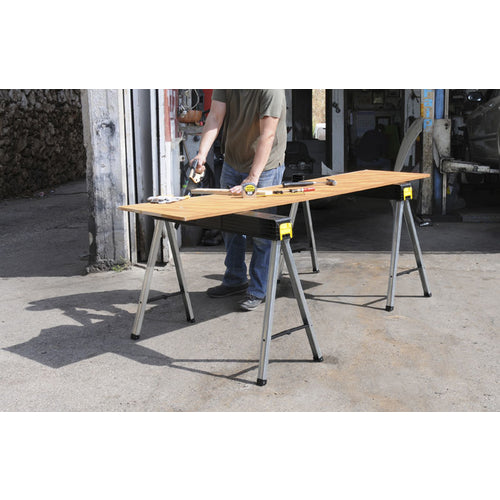 STANLEY® FOLD-UP SAW HORSE