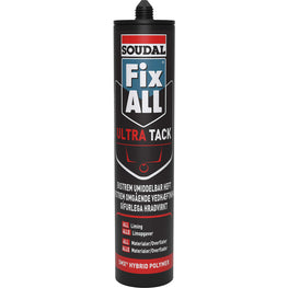 Soudal Fix All Ultra Tack Hvit