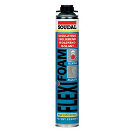Soudal Flexifoam All Season - Helårs Skum