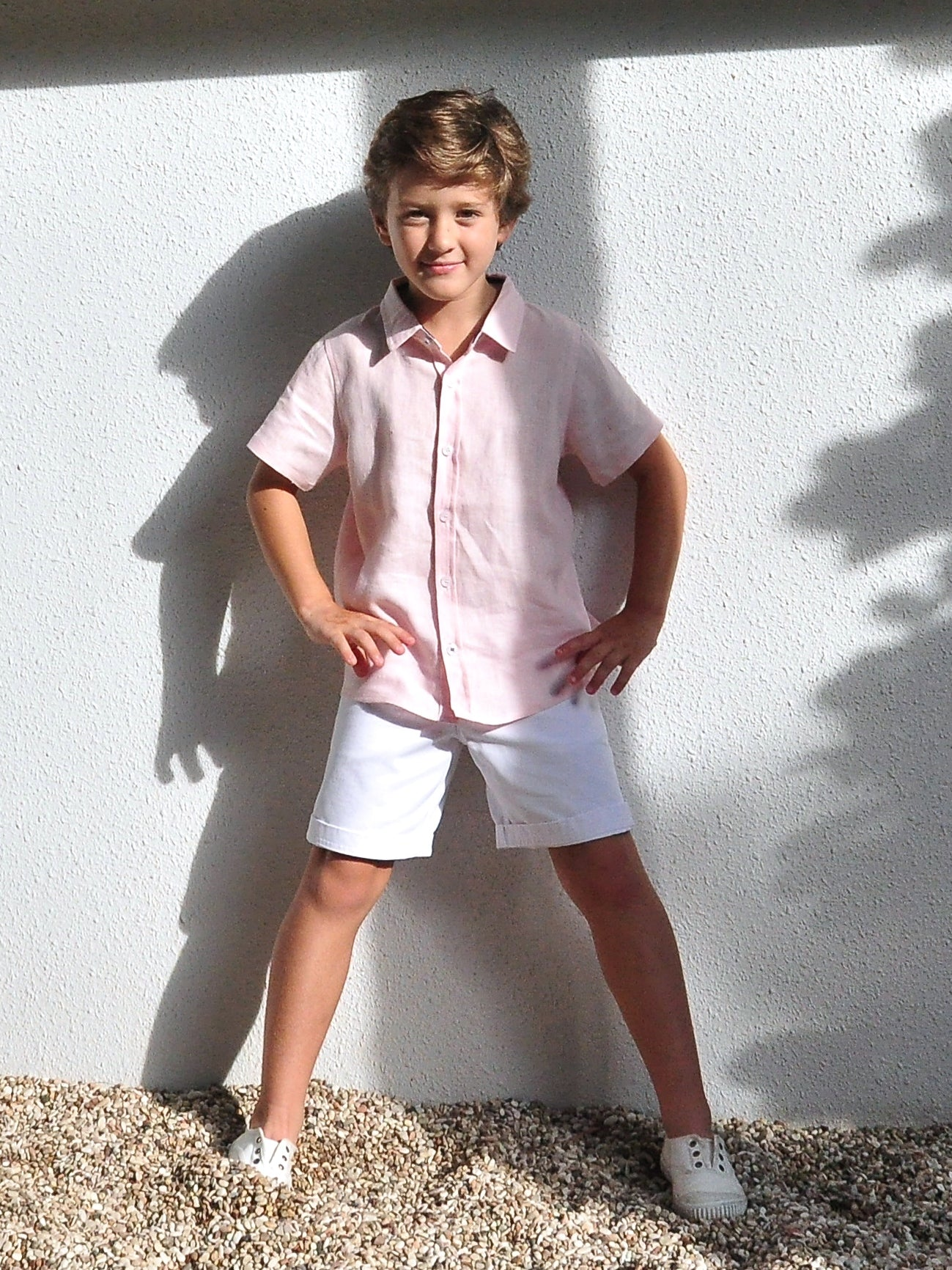 Shorts Cotton Boy - vsolochildren