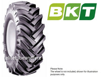 7.50-18 8ply BKT AS-504 Tractive Tyre