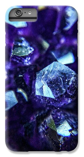 Crystals And Stones Amethyst 9190 - Phone Case