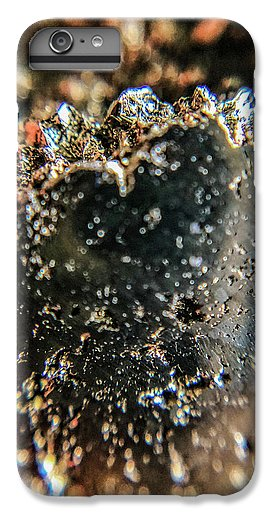 Crystal And Stones Pyrite 4001 - Phone Case - Jani Bryson Intuitive Photographer