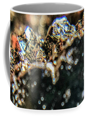 Crystal And Stones Pyrite 4001 - Mug - Jani Bryson Intuitive Photographer