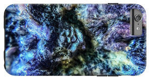 Crystals And Stones Lepidolite 9019 - Phone Case - Jani Bryson Intuitive Photographer