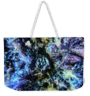 Crystals And Stones Lepidolite 9019 - Weekender Tote Bag - Jani Bryson Intuitive Photographer