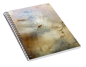 Crystals And Stones Agate 3367 - Spiral Notebook - Jani Bryson Intuitive Photographer