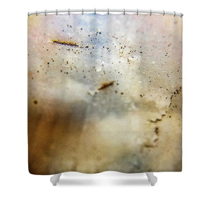 Crystals And Stones Agate 3367 - Shower Curtain - Jani Bryson Intuitive Photographer
