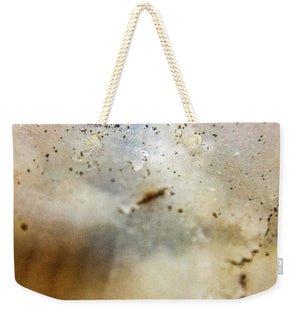Crystals And Stones Agate 3367 - Weekender Tote Bag - Jani Bryson Intuitive Photographer