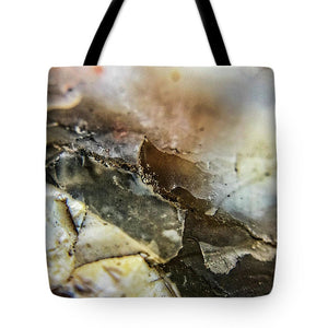 Crystals And Stones Agate 3385 - Tote Bag - Jani Bryson Intuitive Photographer