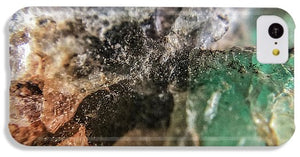 Crystals And Stones Amazonite 5708 - Phone Case - Jani Bryson Intuitive Photographer