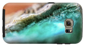 Crystals And Stones Amazonite 5729 - Phone Case - Jani Bryson Intuitive Photographer
