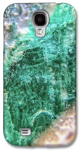 Crystals And Stones Amazonite #7931 - Phone Case