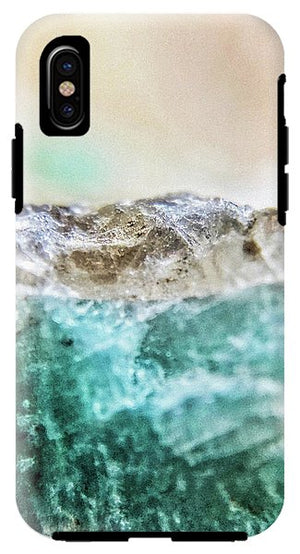 Crystals And Stones Amazonite E5655 - Phone Case - Jani Bryson Intuitive Photographer