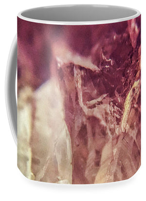 Crystals And Stones Amethyst 4612 - Mug - Jani Bryson Intuitive Photographer
