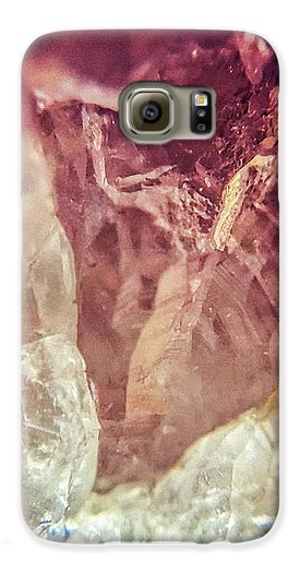 Crystals And Stones Amethyst 4612 - Phone Case - Jani Bryson Intuitive Photographer
