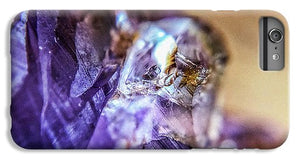 Crystals And Stones Amethyst 4628 - Phone Case