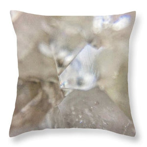 Crystals And Stones Apophyllite 5102 - Throw Pillow