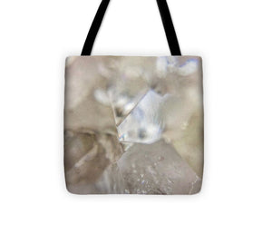 Crystals And Stones Apophyllite 5102 - Tote Bag