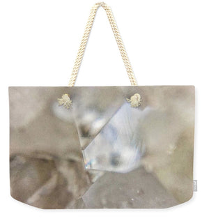 Crystals And Stones Apophyllite 5102 - Weekender Tote Bag