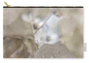 Crystals And Stones Apophyllite 5102 - Carry-All Pouch - Jani Bryson Intuitive Photographer