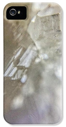 Crystals And Stones Apophyllite 5153 - Phone Case - Jani Bryson Intuitive Photographer