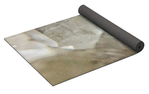 Crystals And Stones Apophyllite 5153 - Yoga Mat