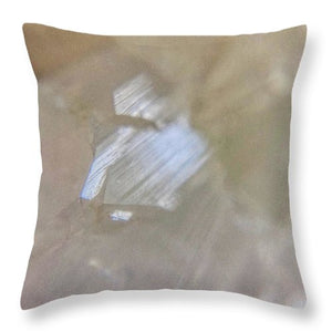 Crystals And Stones Apophyllite 5203 - Throw Pillow