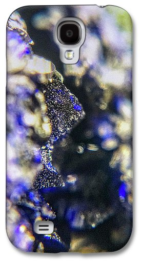 Crystals And Stones Azurite And Malachite 3728 - Phone Case