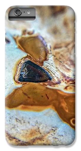 Crystals And Stones Banded Agate 2281  - Phone Case - Jani Bryson Intuitive Photographer