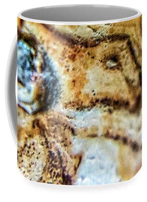 Crystals And Stones Banded Agate 2310 - Mug - Jani Bryson Intuitive Photographer