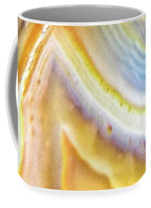 Crystals And Stones Banded Agate 2362 - Mug - Jani Bryson Intuitive Photographer