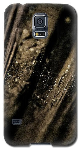 Crystals And Stones Black Tourmaline 1451 - Phone Case - Jani Bryson Intuitive Photographer