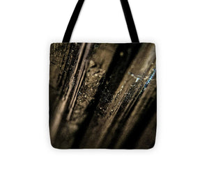 Crystals And Stones Black Tourmaline 1451 - Tote Bag - Jani Bryson Intuitive Photographer