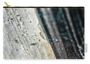 Crystals And Stones Black Tourmaline 1586 - Carry-All Pouch - Jani Bryson Intuitive Photographer