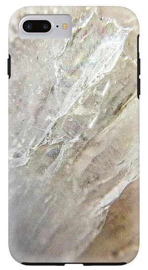 Crystals And Stones Blue Lace Agate 2883 - Phone Case