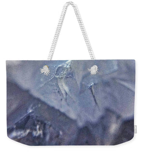 Crystals And Stones Blue Lace Agate 3076 - Weekender Tote Bag - Jani Bryson Intuitive Photographer