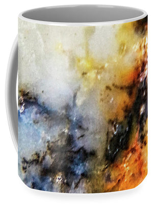 Crystals And Stones Coprolite 2708 - Mug - Jani Bryson Intuitive Photographer