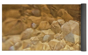 Crystals And Stones Fairy Wand Quartz 5995  - Yoga Mat