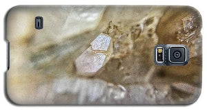Crystals And Stones Fairy Wand Quartz 9775 - Phone Case - Jani Bryson Intuitive Photographer