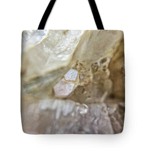 Crystals And Stones Fairy Wand Quartz 9775 - Tote Bag - Jani Bryson Intuitive Photographer