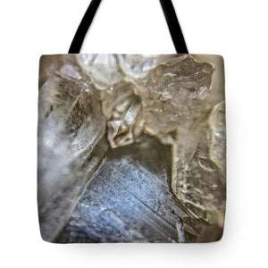Crystals And Stones Fairy Wand Quartz 9819 - Tote Bag - Jani Bryson Intuitive Photographer