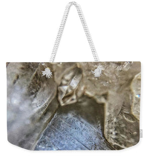 Crystals And Stones Fairy Wand Quartz 9819 - Weekender Tote Bag - Jani Bryson Intuitive Photographer