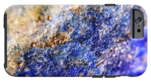Crystals And Stones Lapis Lazuli 8549 - Phone Case - Jani Bryson Intuitive Photographer