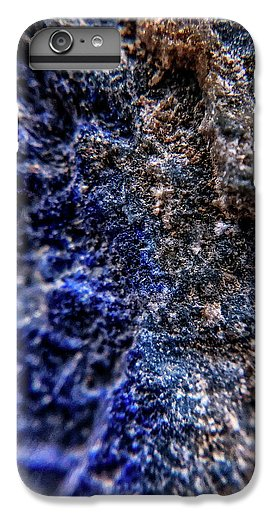 Crystals And Stones Lapis Lazuli 8583 - Phone Case - Jani Bryson Intuitive Photographer