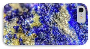Crystals And Stones Lapis Lazuli 8625 - Phone Case - Jani Bryson Intuitive Photographer
