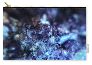 Crystals And Stones Lepidolite 8990 - Carry-All Pouch - Jani Bryson Intuitive Photographer